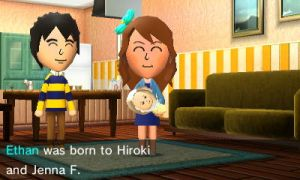 Hiroki and Jenna F's baby is born by GWizard777