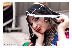 STOCK - Indian / bollywood /folk dancer - Apsara 3 by Apsara-Stock