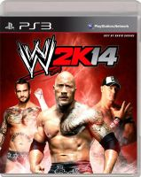 WWE 2K14 PS3 fan made cover by ultimate-savage