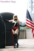 Proud to be Ms Marvel 2 by CelestialShadow19