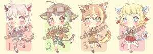 Kemonomimi Adopt [CLOSED] by minnoru