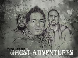GAC sketchy little wallpaper by Shlapocalypse