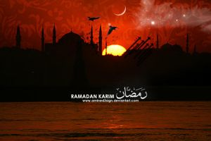 Ramadan 2 by Amined3sign