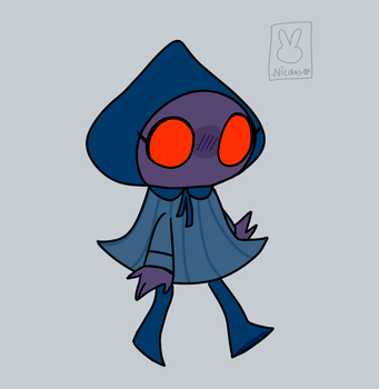 Flatwoods Monster by Nicolas-PX