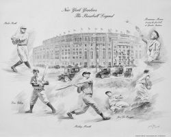 The legend of Yankees by yunyi2009