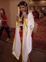 A-Kon 2014 Meiling by KittyChanBB
