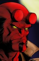 HellBoy by Reign05