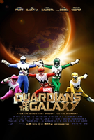 Guardians of the Lost Galaxy by RazorRed