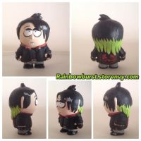 South Park Custom Figure Mike Makowski by stephobetch