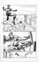 FEAR ITSELF HOMEFRONT 5 Pg3 BW by mikemayhew