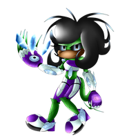 ::Mecha Ice Sophie Bio:::Will Update later:: by SophieTheYoshi