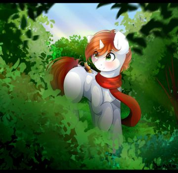 Trade - Walk in the forest by Sweesear