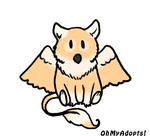 cheap Cute gryphon base p2u by OhMyAdopts