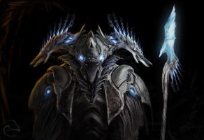 Protoss Palace Guard by Peet-B