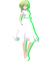 Tda One Piece GUMI v1.1 (updated) - Download by SapphireRose-chan