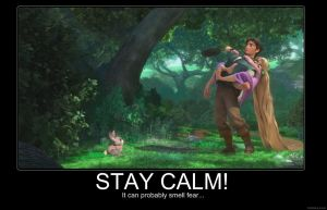 Stay Calm by Formula-UK