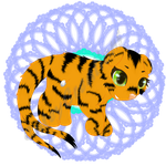 Scottish Fold Tiger  Bahkeh -OPEN!- by CuteyCreations