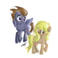 SFMLPR: DerpyWhooves childrens by vivuz