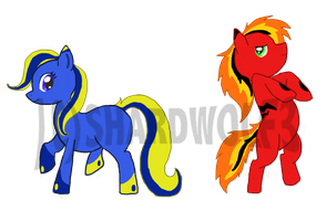 MLP Batch 1 Draw to Adopt! (CLOSED) by ShardWolf3