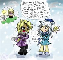 .:The Winter Whiner:. by FrostyOreos