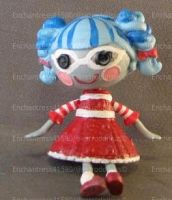 Ghoulia Yelps Lalaloopsy 1 by enchantress41580