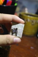 'Broken Memories' Miniature Book - for sale by Elvaneyl