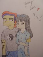 Young Love: Z+T by xxHTxRoyaltyxx
