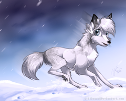 Sithus in the snow by LillHanna