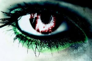 Amazon Eyes of Thrace by TheHemophageress