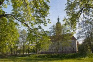 Water Castle Reinharz by greenfeed