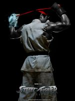 Character poster - Ryu by agustin09
