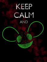KEEP CALM AND DEADMAU5 by arxius2