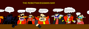The Robotnik:Eggman bar by Scurvypiratehog