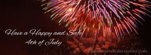 4th of July Facebook Banner by TrisStock