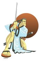 Samurai Jack Colors by paco850