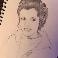 Carrie Fisher - (Video Homenaje) by MeryS2