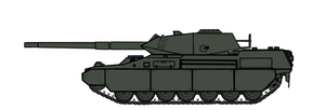 Predator 2A1 Main Battle Tank by Mr-Ichart