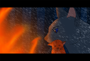 Like fire... by VexVamp