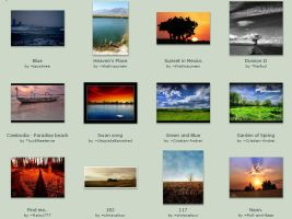 april submissions 22nd-27th by Scapes-club