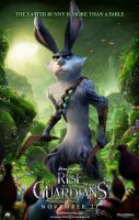 Bunnymund - Rise of the Guardians. by SirKannario