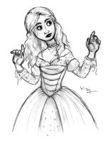 The White Queen by silverwing66