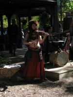 Ren Fair 2 by ItsAllStock