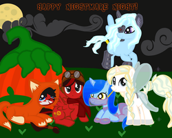 Happy Nightmare Night by JennMichelle
