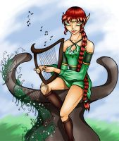 Clover for Evie by kyntha