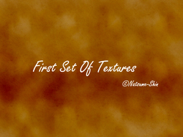 My first set of textures + by Natsume-Shin