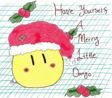 Have Yourself a Merry Little Dango.. by KyrieGlows89