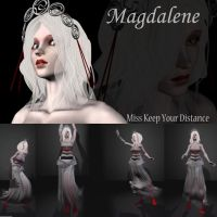 Magdalene by Wkailiao