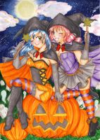 Happy late Halloween by ann-chan20