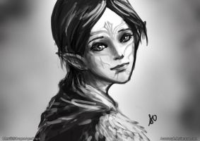 Merrill by borjen-art