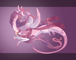 Dragon-A-Day 183 .Aphrodite. by Mythka